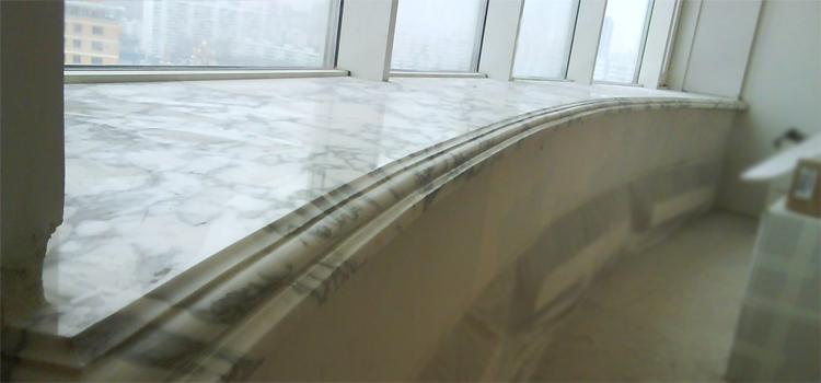 Marmor Fensterbänke - Erstklassige Marmor Fensterbänke