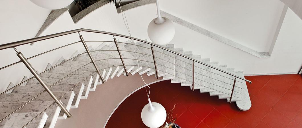 marmor treppen - schöne und stilvolle marmor treppen, Attraktive mobel