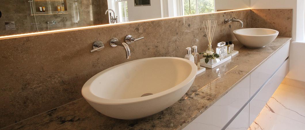 Marmor Waschbecken marmor waschtische elegante marmor waschtische