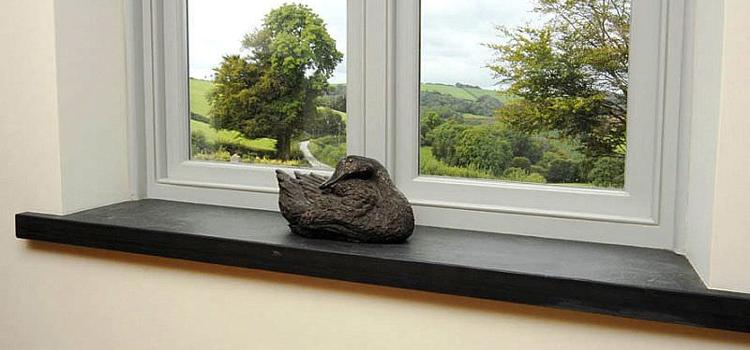 Schiefer Fensterbänke - Einzigartige Schiefer Fensterbänke