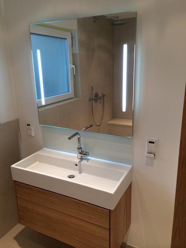 Der Viereckige Badezimmerspiegel Badezimmerspiegel ...