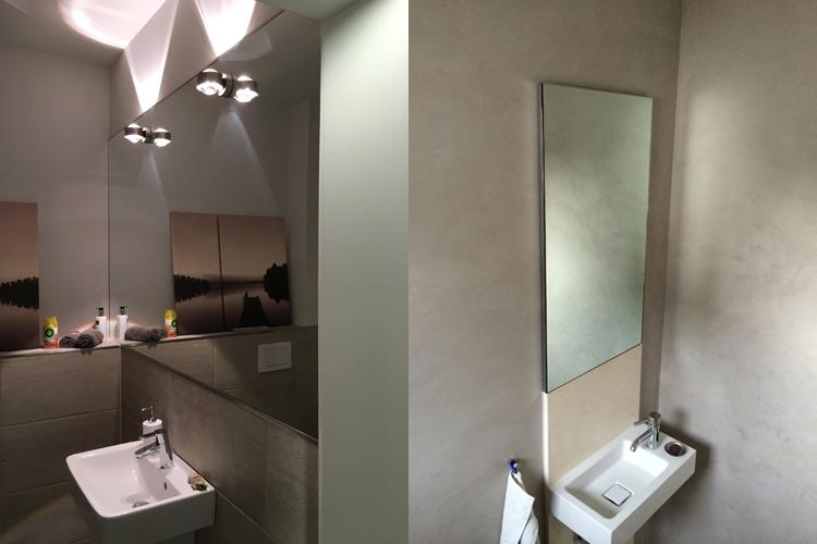 Badezimmerspiegel - Badezimmerspiegel nach Maß
