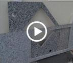 Erding Sarizzo Granit Arbeitsplatten
