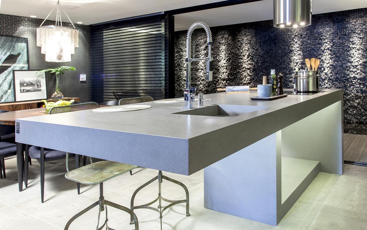 Kensho - Küchenarbeitsplatten